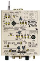 地上デジタル改修工事に最適!        CATVブースターを5機種 新発売!         レベル調整機能の充実で,レベル調整が容易にできます