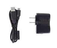 USB充電器+<br />microUSBケーブルセット